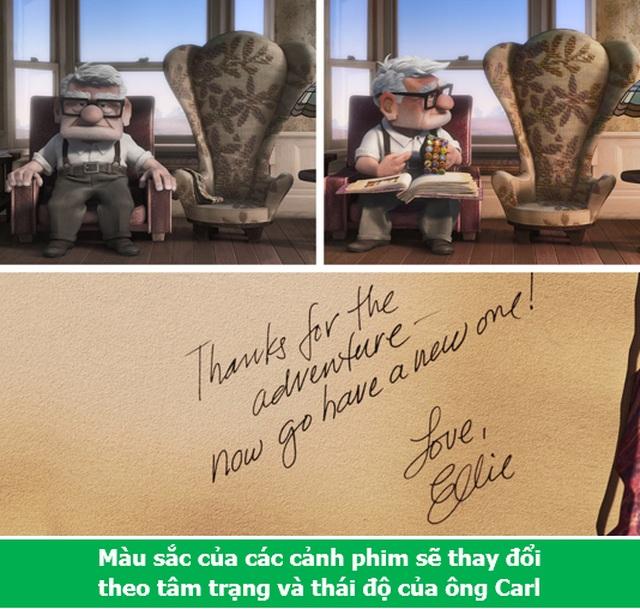 Loạt chi tiết đầy thú vị trong các bộ phim hoạt hình kinh điển  - 8