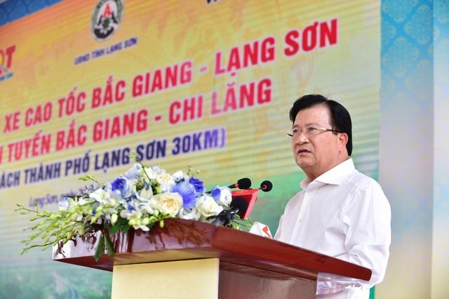 Thông xe kỹ thuật cao tốc 12.000 tỷ đồng, từ Hà Nội đi Lạng Sơn chỉ còn 2 tiếng - 2