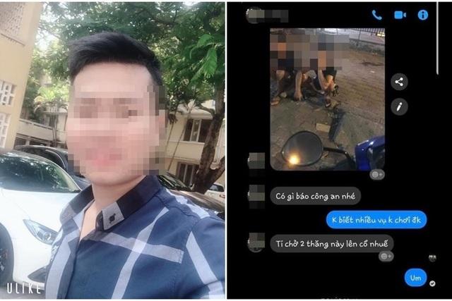 Dán tờ rơi, phát lệnh truy tìm toàn quốc 2 đối tượng nghi sát hại tài xế xe ôm công nghệ - 2
