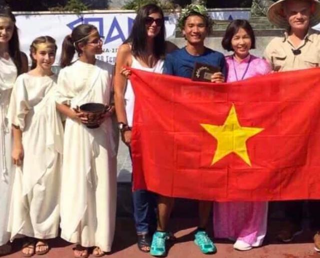 Vận động viên Việt Nam hoàn thành giải siêu Marathon dài 246,8km - 1