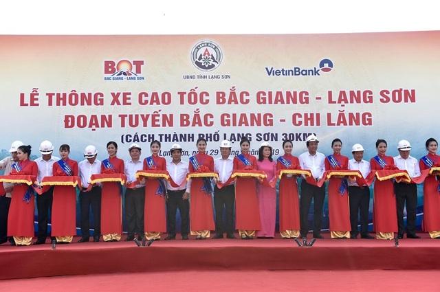 Thông xe kỹ thuật cao tốc 12.000 tỷ đồng, từ Hà Nội đi Lạng Sơn chỉ còn 2 tiếng - 3