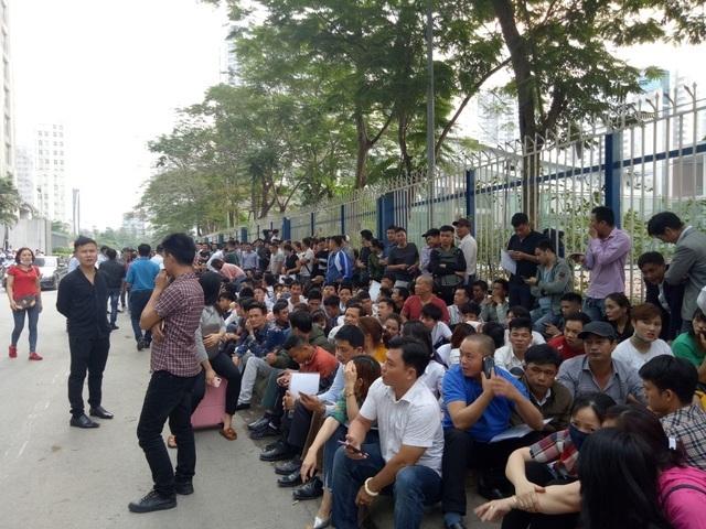 Sẽ tăng cường nhân sự xét duyệt VISA Hàn Quốc tại Việt Nam - 1