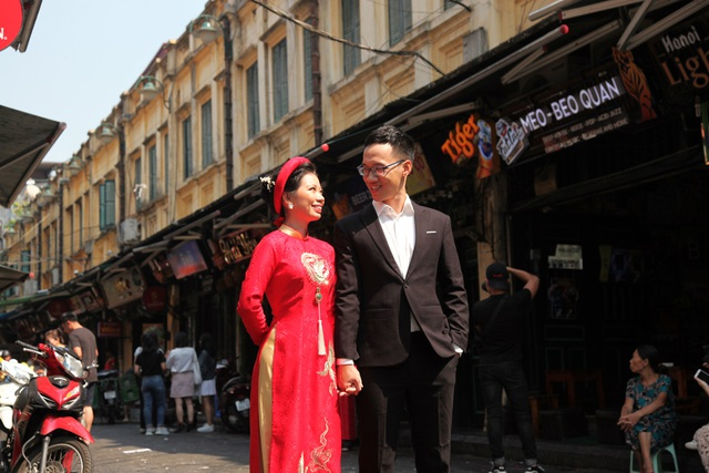 Không gian hồ Gươm, phố cổ Hà Nội lên kế hoạch cấm xe hoàn toàn - 15