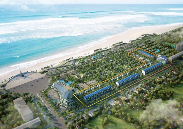 Việt Beach - Tân Việt An chính thức ra mắt dự án bất động sản nghỉ dưỡng Thera Premium tại Tuy Hòa - 1