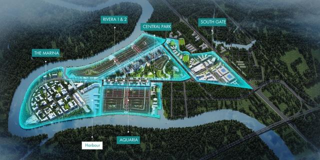 Nhà đầu tư Hà Nội đón liều doping mới từ dự án Waterpoint của Nam Long - 2