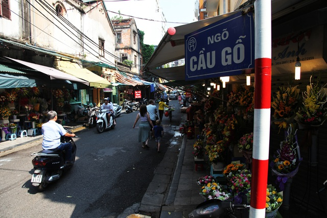 Không gian hồ Gươm, phố cổ Hà Nội lên kế hoạch cấm xe hoàn toàn - 7