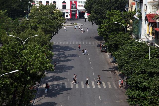 Không gian hồ Gươm, phố cổ Hà Nội lên kế hoạch cấm xe hoàn toàn - 4