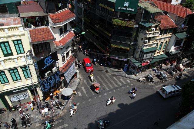 Không gian hồ Gươm, phố cổ Hà Nội lên kế hoạch cấm xe hoàn toàn - 10