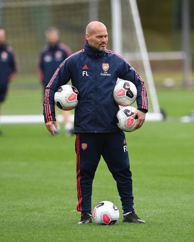 Arsenal tập luyện miệt mài trước đại chiến với Man Utd - 4
