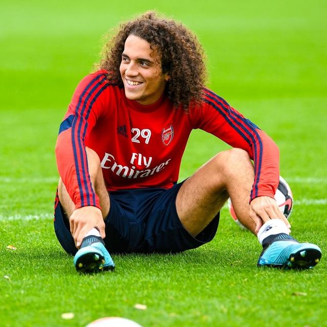 Arsenal tập luyện miệt mài trước đại chiến với Man Utd - 9