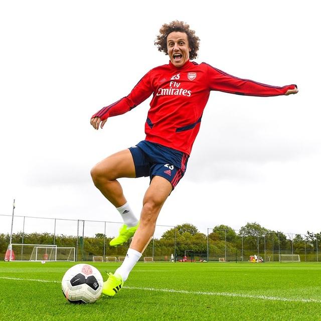 Arsenal tập luyện miệt mài trước đại chiến với Man Utd - 11