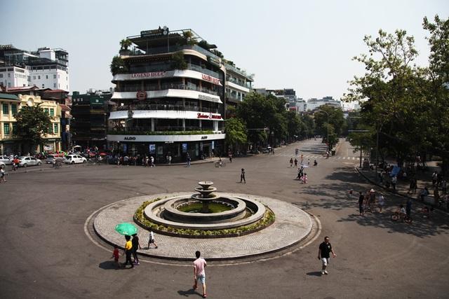 Không gian hồ Gươm, phố cổ Hà Nội lên kế hoạch cấm xe hoàn toàn - 2
