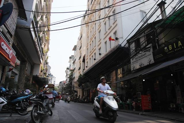 Không gian hồ Gươm, phố cổ Hà Nội lên kế hoạch cấm xe hoàn toàn - 8