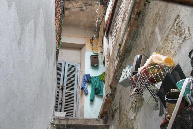 """Đà Nẵng: Những chung cư """"chờ sập"""" giữa lòng thành phố - 3"""