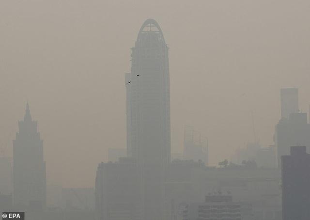 Thái Lan có thể chuyển thủ đô khỏi Bangkok vì ô nhiễm và tắc đường - 1