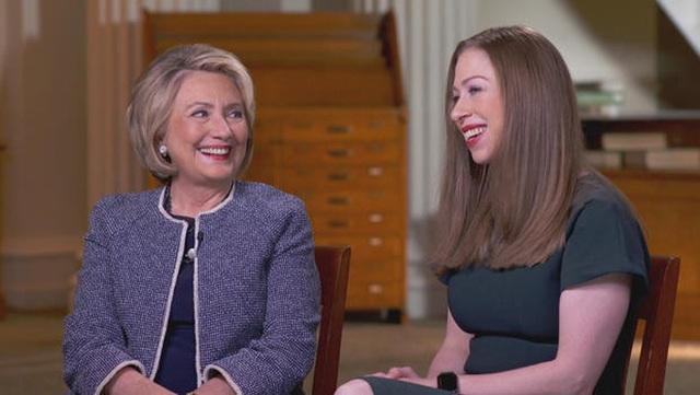 Bà Clinton: Tổng thống Donald Trump bị ám ảnh về tôi - 1