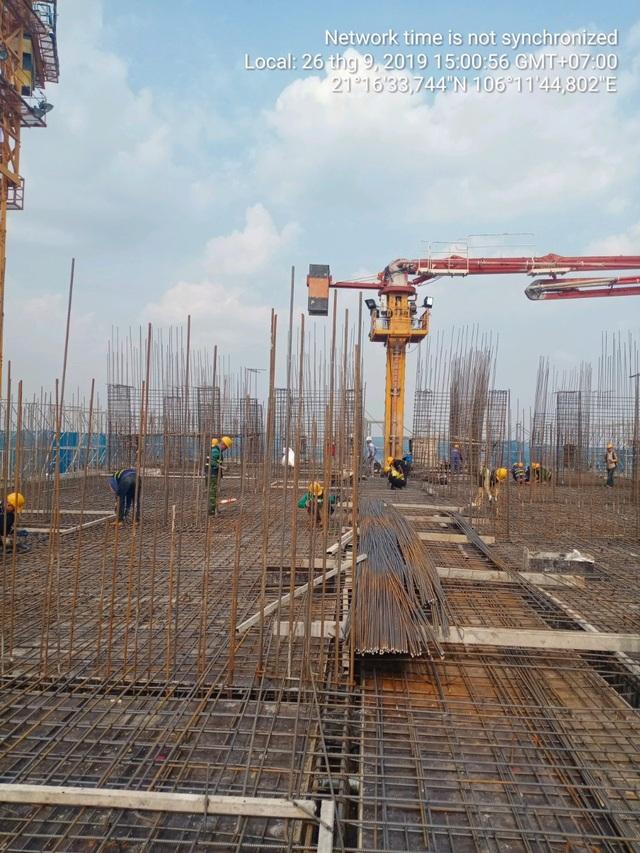 Apec Aqua Park Bắc Giang cất nóc dự án, dự kiến về đích sớm - 1