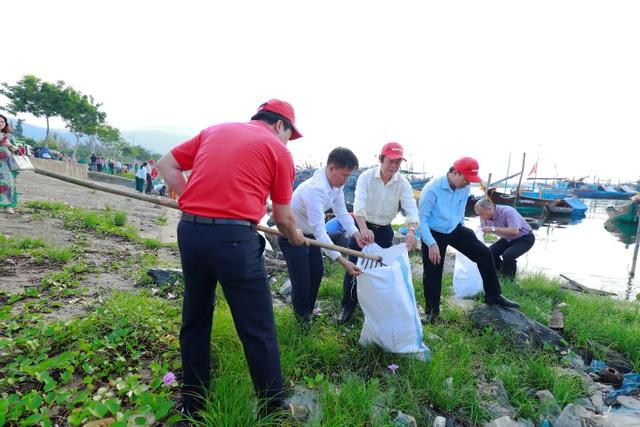 Doanh nghiệp – Chính quyền chung tay hưởng ứng chiến dịch chống rác thải nhựa - 5