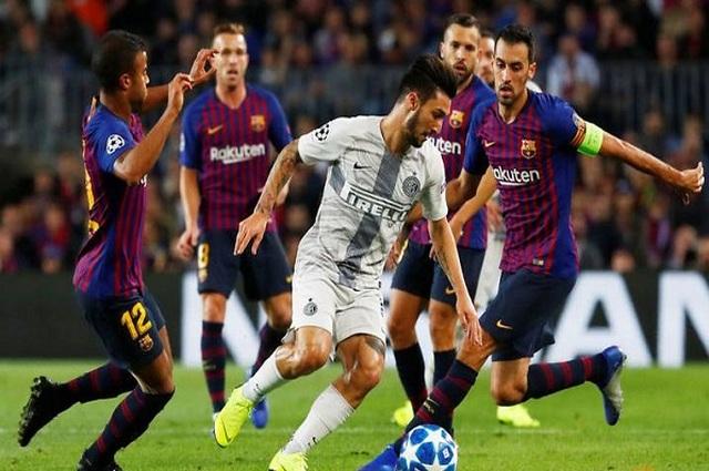 Lượt hai vòng bảng Champions League: Đại chiến ở Nou Camp - 2