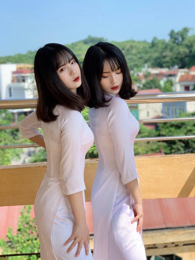 Chị em song sinh Yên Bái được truyền thông Trung Quốc hết lời khen ngợi - 3