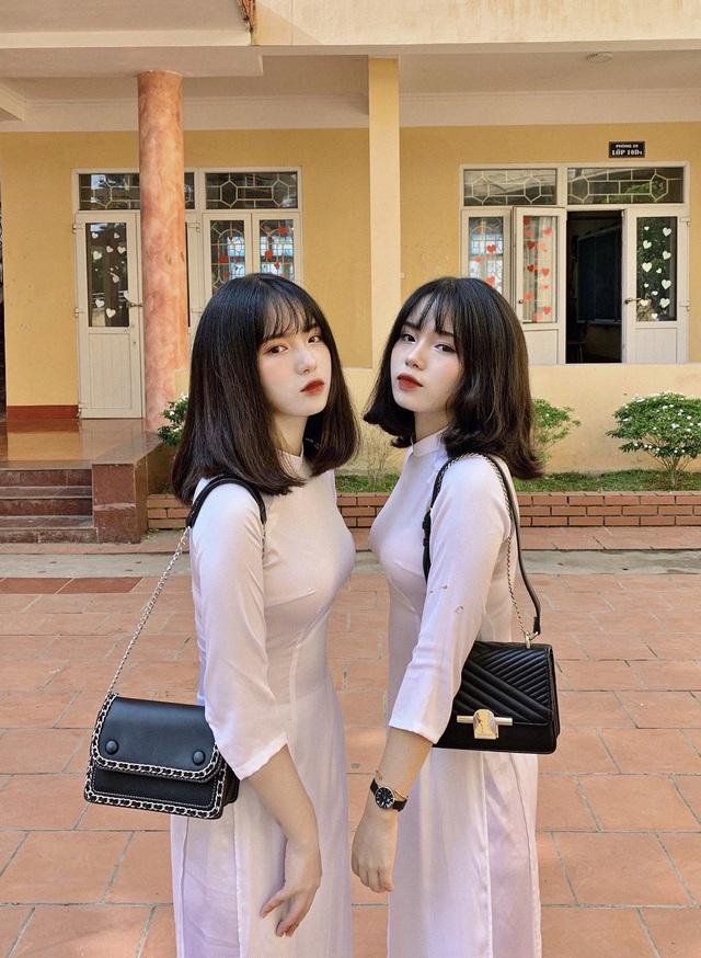Chị em song sinh Yên Bái được truyền thông Trung Quốc hết lời khen ngợi - 4