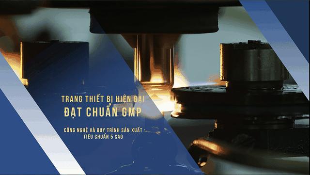 Nhà máy sản xuất Hạnh Xuân đạt chuẩn GMP của Bộ Y tế - 2