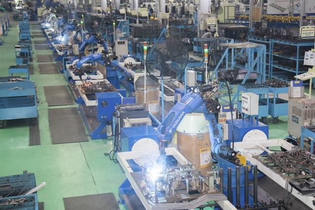 Phát triển cơ khí tại Khu công nghiệp Thaco – Chu Lai - 3
