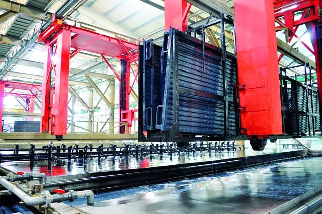 Phát triển cơ khí tại Khu công nghiệp Thaco – Chu Lai - 2