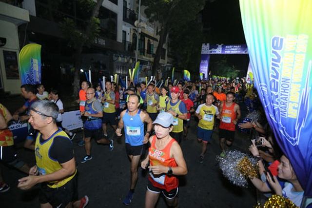 Gần 5.000 người chạy giải Revive Marathon xuyên Việt - 2