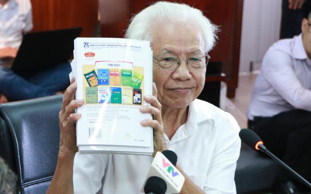 Bộ GDĐT phản hồi về kiến nghị sách Công nghệ của GS Hồ Ngọc Đại - 1