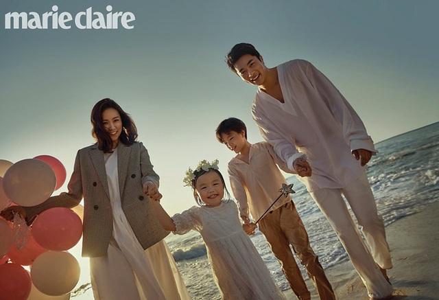 Từ cặp đôi bị phản đối, vợ chồng Kwon Sang Woo minh chứng 11 năm hôn nhân ngọt ngào - 4