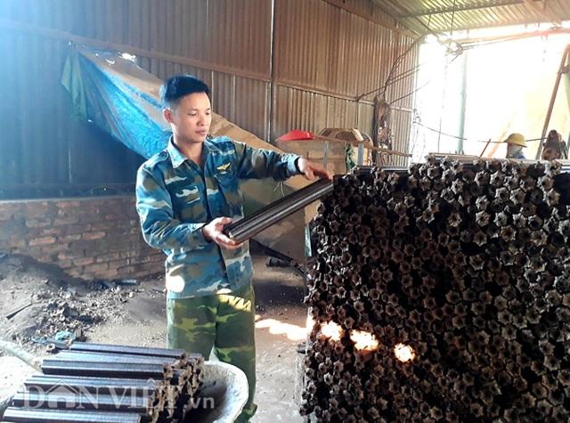 Lạng Sơn: Bỏ nghề y về kiếm bộn tiền từ thứ cả làng vứt đi - 1