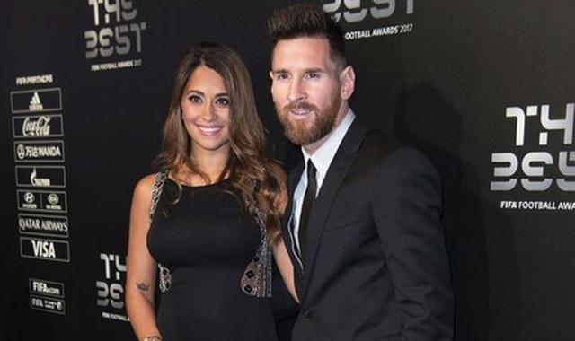 Messi khiến các cổ động viên ngưỡng mộ vì gia đình hạnh phúc - 1