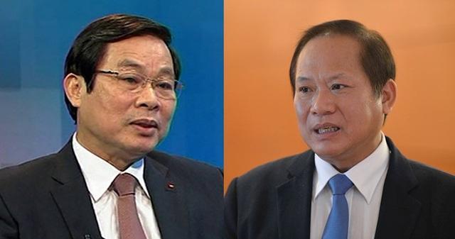 Khai trừ Đảng với 2 cựu Bộ trưởng Nguyễn Bắc Son, Trương Minh Tuấn - 1