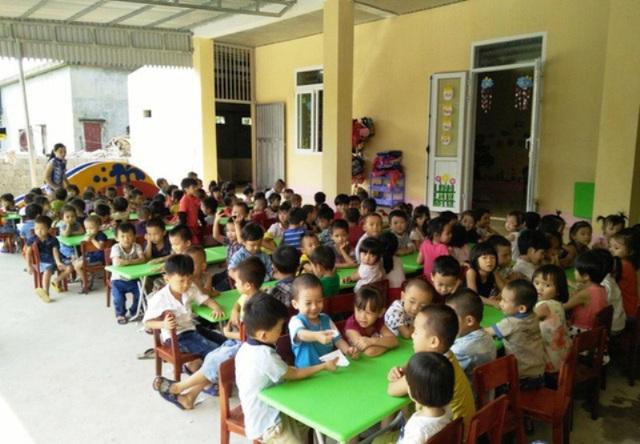 Thanh Hóa: Còn gần 9.000 giáo viên mầm non diện hợp đồng - 1