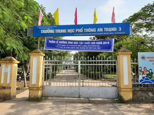 Sóc Trăng: Kỷ luật giáo viên bị tố đánh học sinh trong giờ học - 1