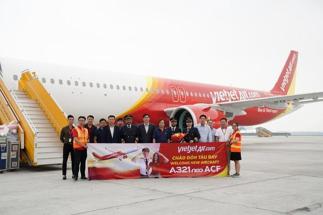 Phi đội máy bay mới, thân thiện hàng đầu thế giới - 1