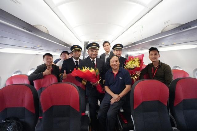 Phi đội máy bay mới, thân thiện hàng đầu thế giới - 5