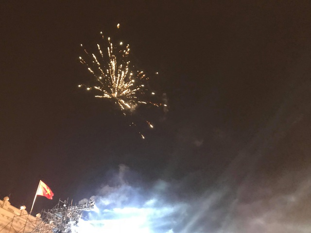 Pháo hoa rực rỡ chào năm mới 2019 - 15