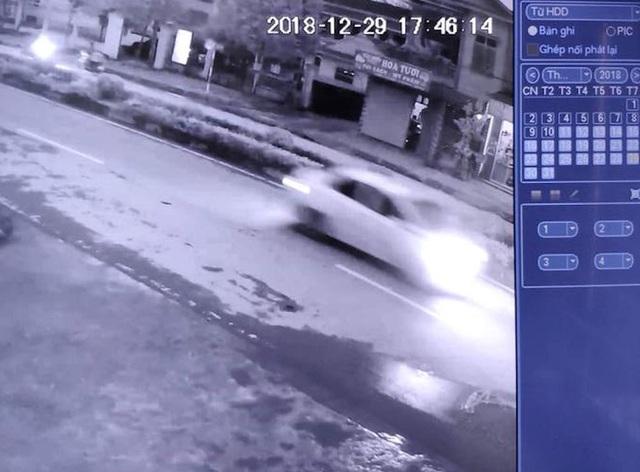 Đặc điểm chiếc xe nghi vấn gây tai nạn cần nhận dạng.