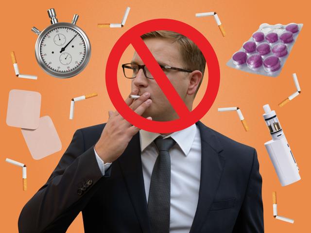 Làm thế nào để bỏ thuốc lá trong năm 2019? - Ảnh 1.
