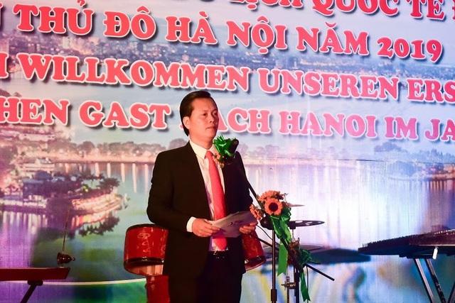 Ông Trần Đức Hải khẳng định, thị trường du lịch Hà Nội đang rộng mở, ngày càng thu hút nhiều khách có khả năng chi trả cao.