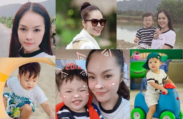 Năm nay, Dương Cẩm Lynh bất ngờ chia sẻ thông tin cô đã ly hôn và trở thành một bà mẹ đơn thân. Tuy nhiên, không ủy mị hay bi lụy, bà mẹ một con mạnh mẽ đối diện với những nổi buồn trong cuộc sổng để dành thời gian chăm sóc con trai của mình.