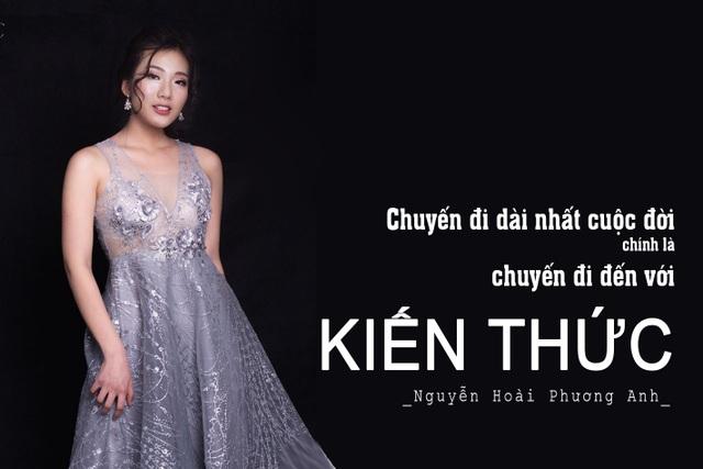 Những hoa khôi sinh viên Việt nổi bật nhất năm 2018 - 8