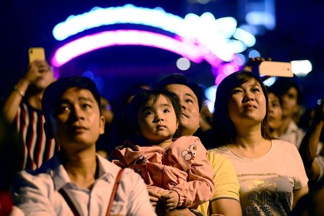 TPHCM: Độc đáo Thiên Hạc Lửa chao liệng trong tiệc pháo hoa mừng năm mới - 22
