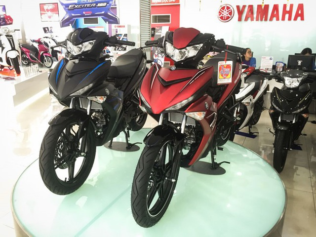 Yamaha tuyên bố tăng sản lượng sản xuất xe tay ga nhưng lợi nhuận phần lớn vẫn nhờ xe số, trong đó mẫu Exciter là chủ lực