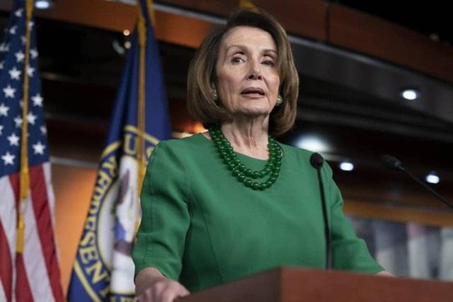 Bà Nancy Pelosi dự kiến trở thành chủ tịch Hạ viện Mỹ. (Ảnh: AP)