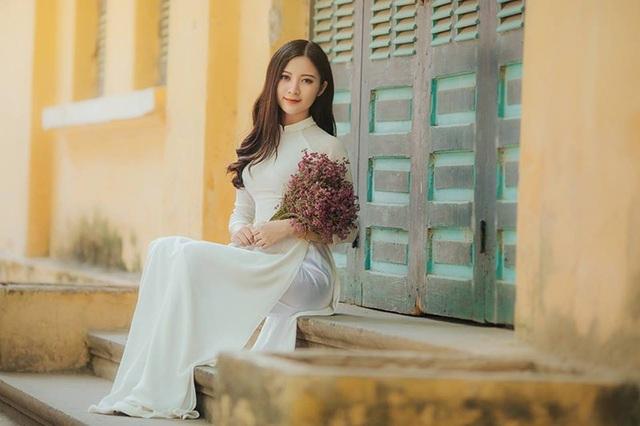 Thiếu nữ xứ Thanh đẹp dịu dàng trong bộ ảnh kỷ yếu - 13
