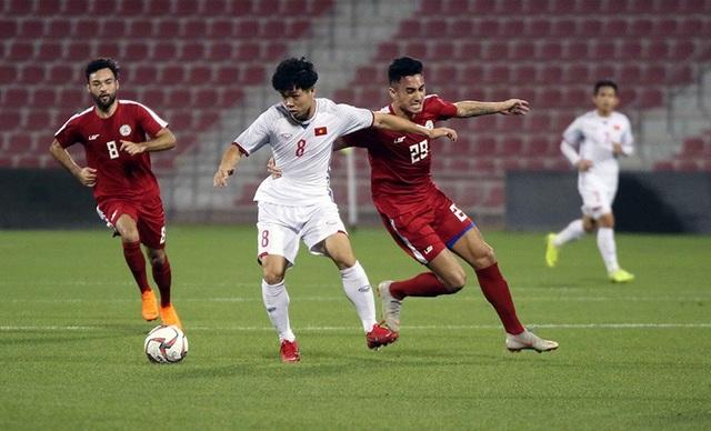 Đội tuyển Việt Nam đã có chiến thắng ấn tượng trước Philippines