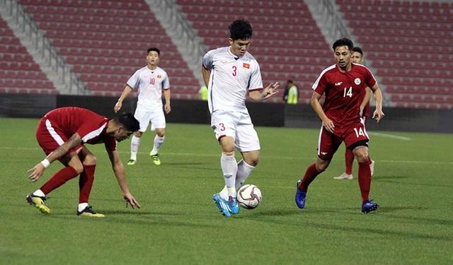 Đội tuyển Việt Nam luôn giữ thế chủ động trước Philippines